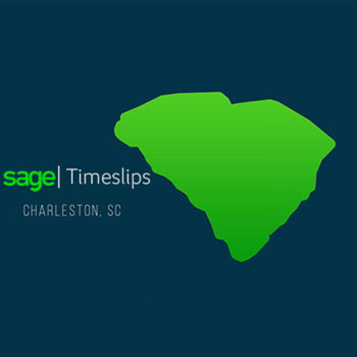 Sage TImeslips Support in Charleston, South Carolina