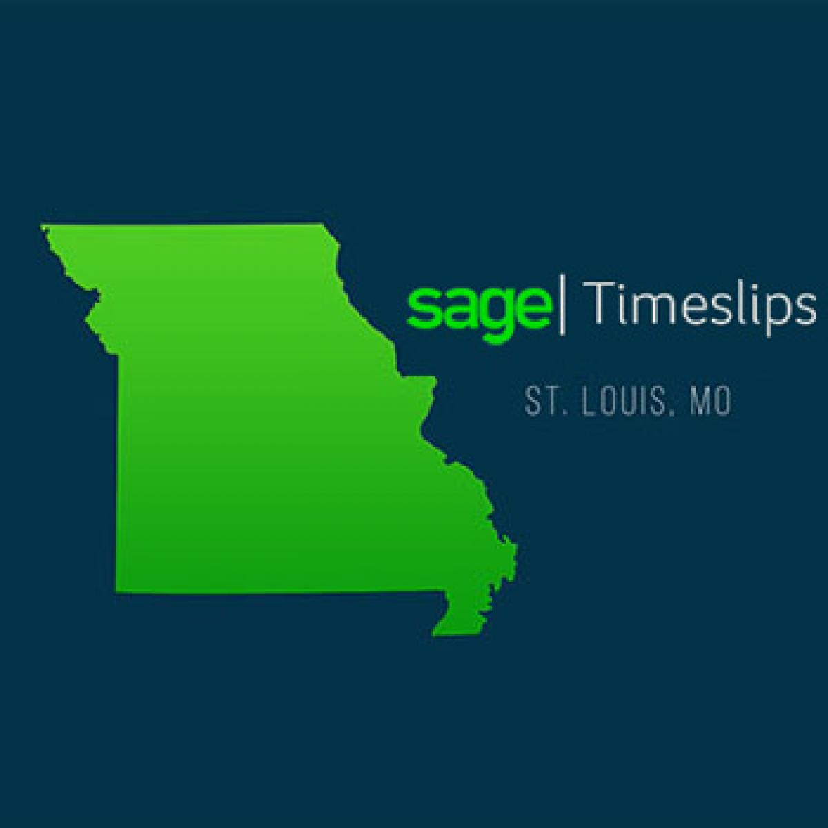 Sage Timeslips Consultant in St. Louis, Missouri
