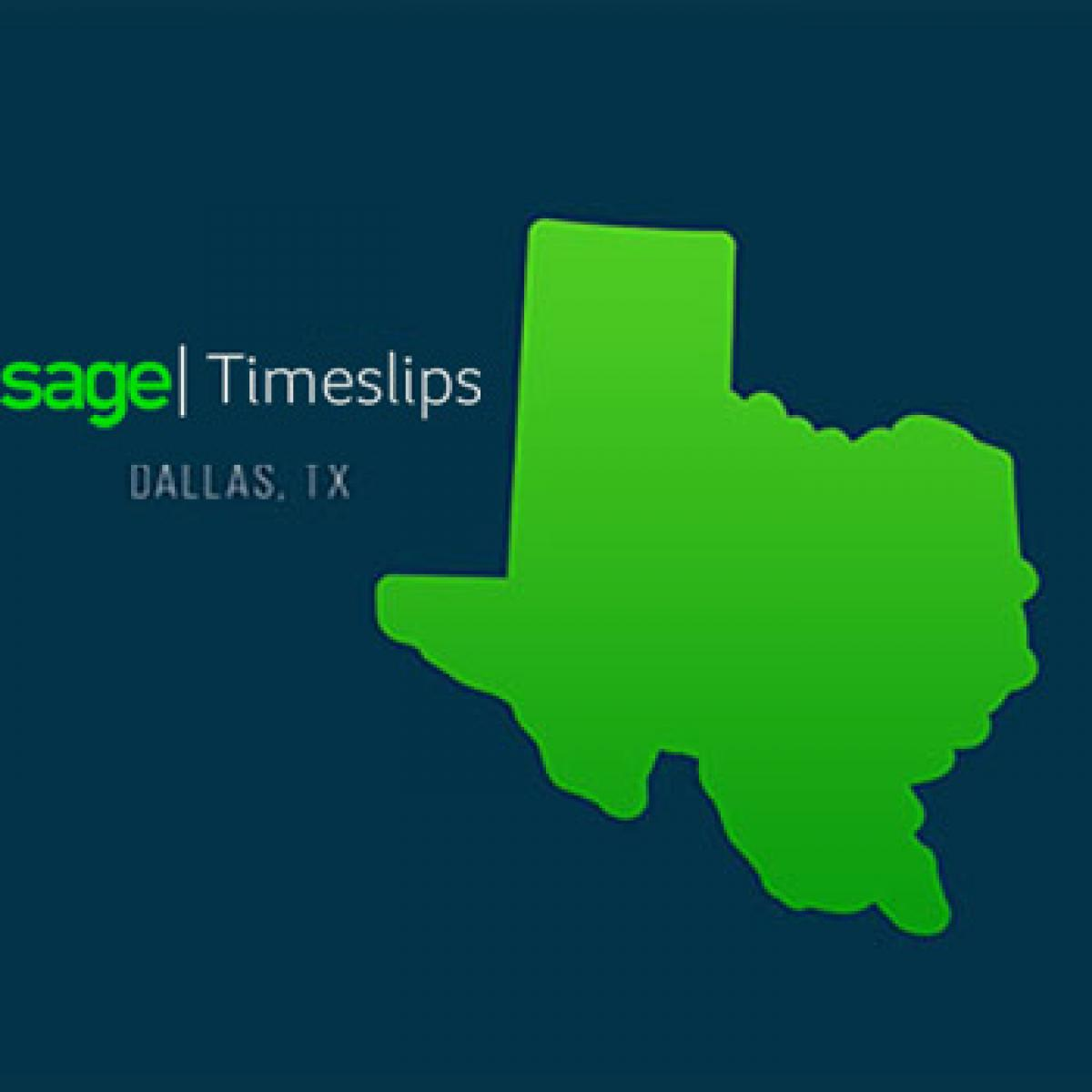 Sage Timeslips Help in Dallas, Texas