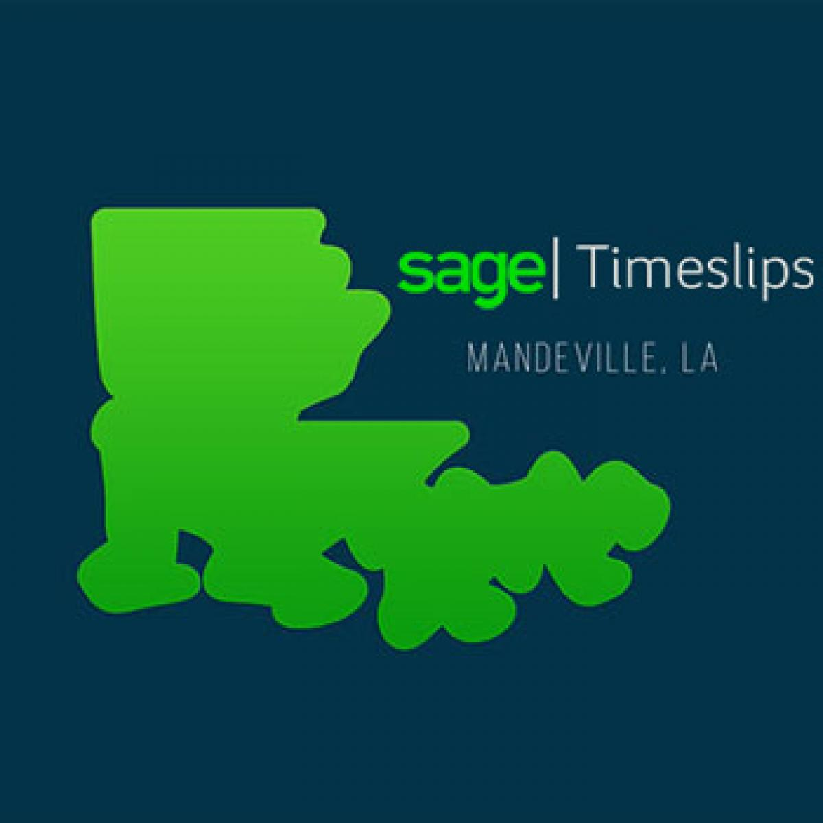 Sage Timeslips Demo in Mandeville, Louisiana